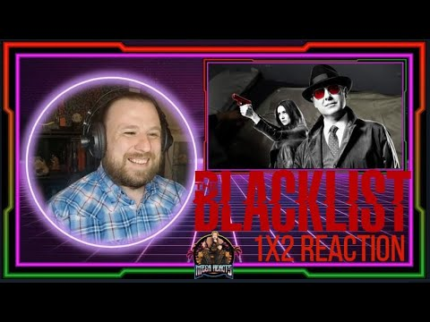 """Download Mega Reacts to The Blacklist Season 1 Episode 2 """"The Freelancer"""" First Time Watching 1x2 Reaction"""