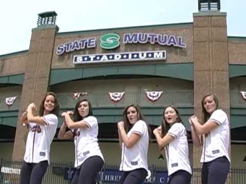Rome Braves 2013 - Are You Brave Enough?