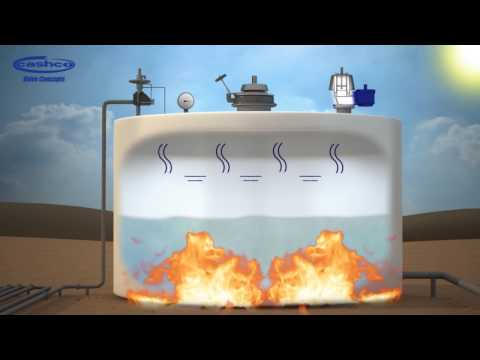 Storage Tank Protection Equipment By Cashco Inc.