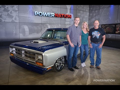 Build A Dodge Truck >> Father Son 1988 Dodge Truck Build Powernation 2016 Week 30