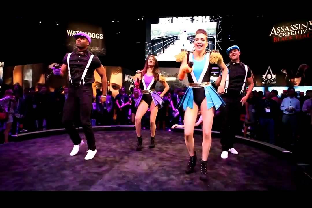 Just Dance 2014 - Gentleman (PSY)