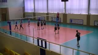 Турнир по волейболу среди команд мальчиков 2003 г.р. г.Обниск  7-9 апреля 2017г. Обнинск-Липецк 3-0