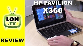 HP Pavilion x360 Review - 2015 - 11.6-Inch Convertible Laptop - 11-k120nr