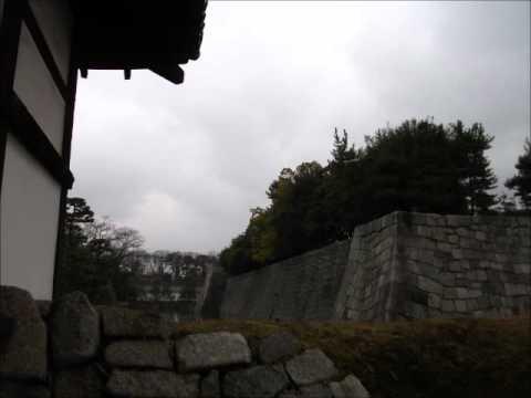 Asia Slideshow with Rain