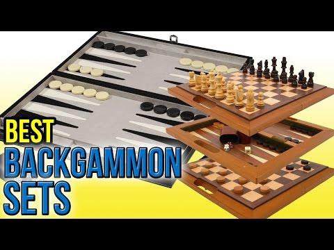 6 Best Backgammon Sets 2016