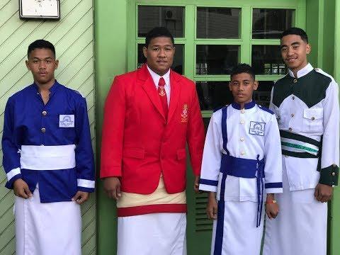 Tonga Secondary School Brass Bands Music Festival