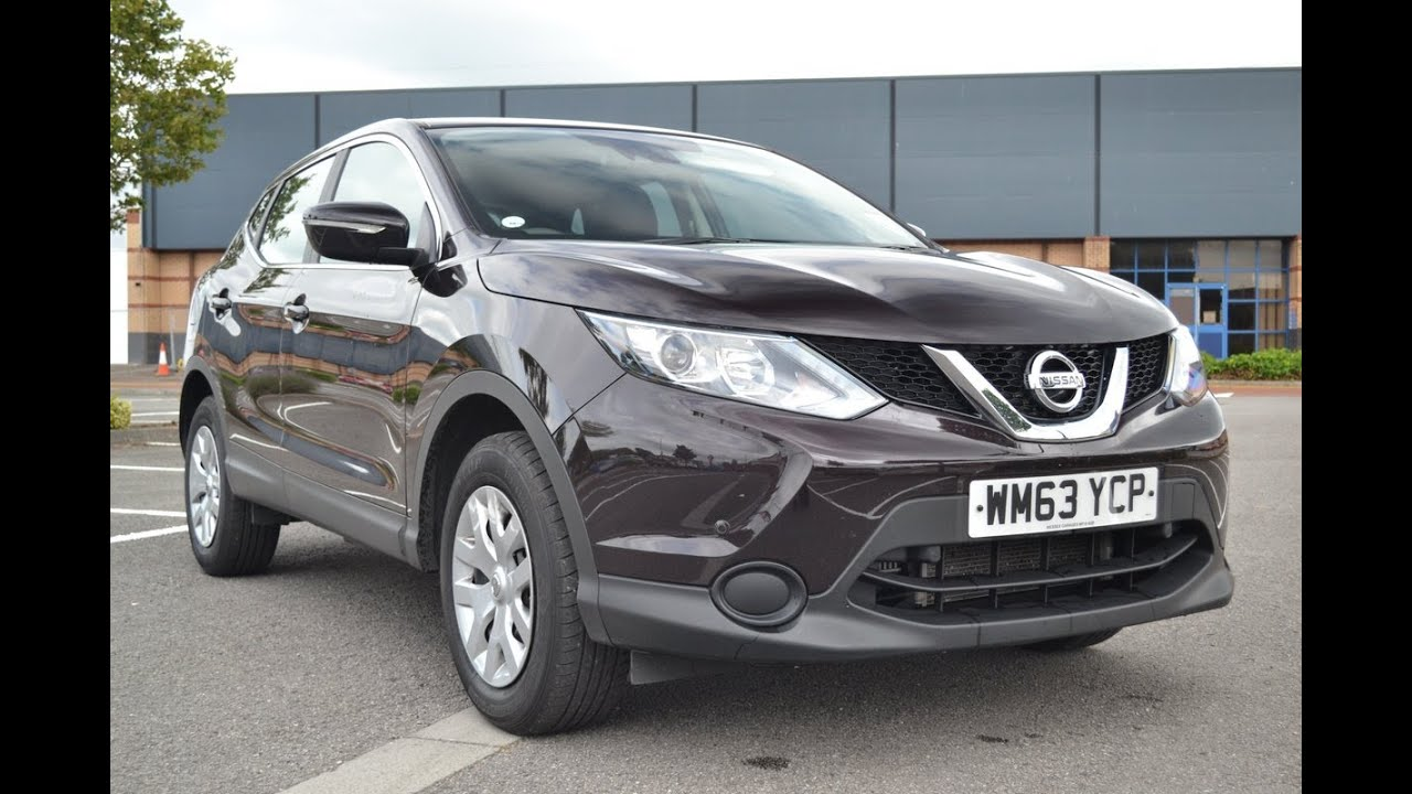 nissan qashqai visia dig t 115bhp start stop petrol. Black Bedroom Furniture Sets. Home Design Ideas