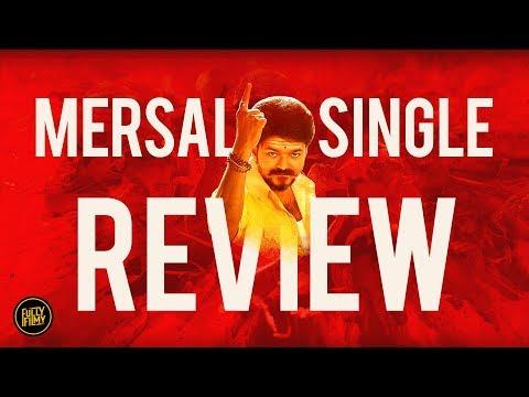 Mersal Single Review   Aalaporan Tamizhan   Vijay   A. R. Rahman   Fully Filmy