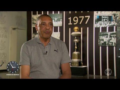Corinthians celebra 40 anos da conquista do Campeonato Paulista de 1977 | SBT Notícias (13/10/17)