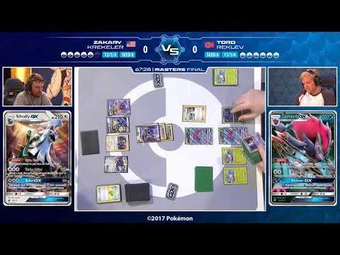 2017 Pokémon European International Championships: TCG Masters Finals