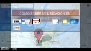 Cómo ubicar mi sucursal en el google maps Free HD Video