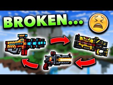 Pixel Gun 3D Is BROKEN...