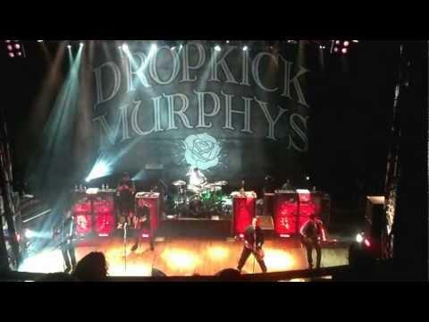"""Dropkick Murphys """"Jimmy Collins' Wake"""" at House of Blues, Houston"""