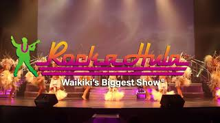 Rock-A-Hula - Fun Night in Waikiki for All Ages