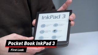 Erster Eindruck: PocketBook InkPad 3