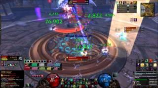 The Awakened vs 10 Man Tsulong (Mistweaver Monk PoV)