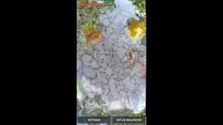 The Water Garden Live Wallpaper App Review screenshot 3