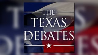 The Texas Debates: The Race For Governor