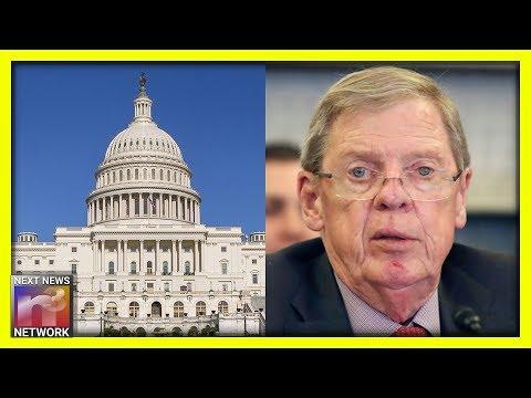 Senator Announces Retirement; 9 Republicans Don't Want His Position