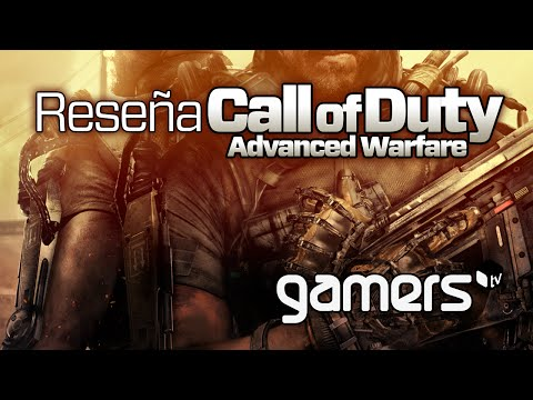 GamersTV - Reseña Call of Duty: Advanced Warfare