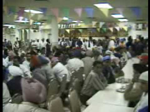 Sikh Temple Dispute Tables over Chairs Inside Abbotsford, B.C. Canada