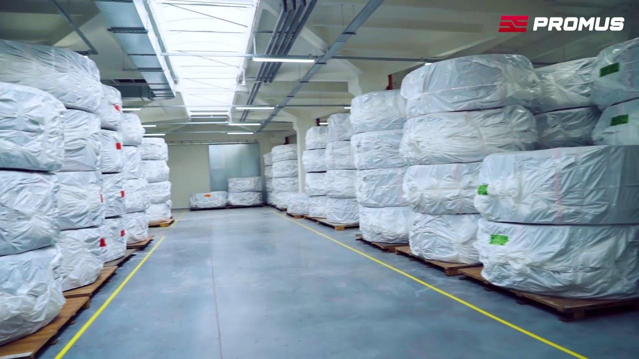 Modernizacja hali produkcyjno - magazynowej dla NMC Polska