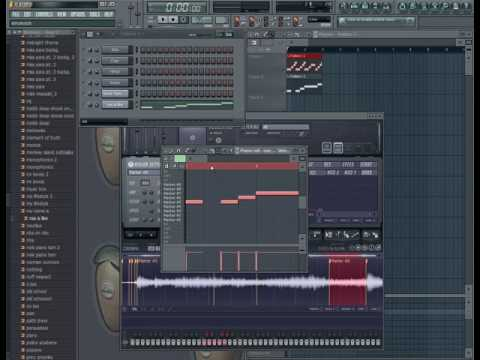 FL Studio Tutorial: How to make Nas is Like in 10 minutes