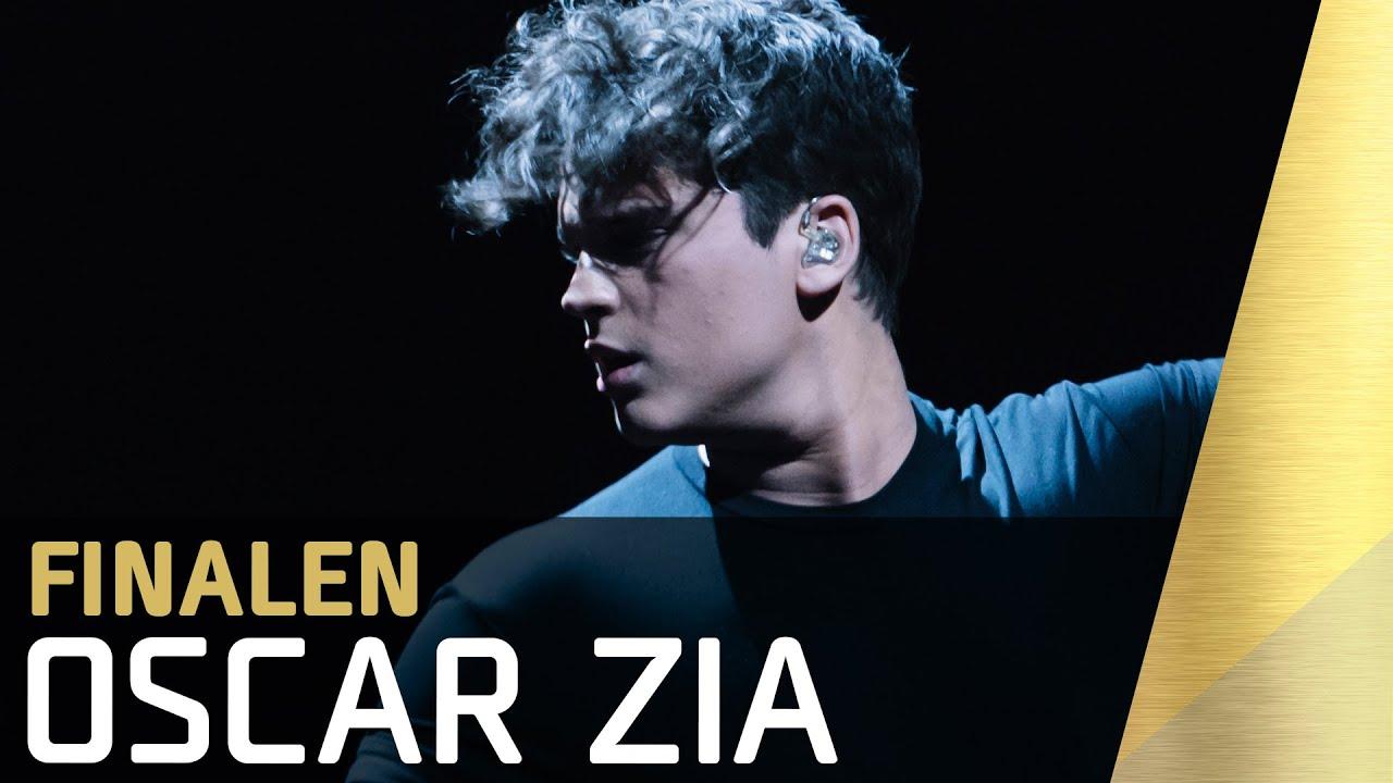 Oscar Zia – Human (Melodifestivalen 2016)