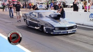 2015 IHRA Rocky Mountain Nationals Part 22: (Pro Modified Round 2 Eliminations)