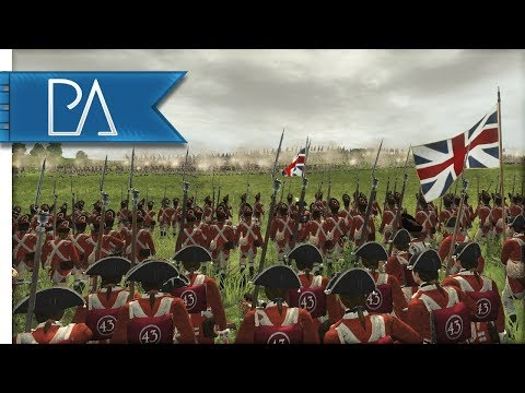 BATTLE OF BUNKER HILL: AN APPEAL TO HEAVEN - Regiments of American Revolution Mod Gameplay