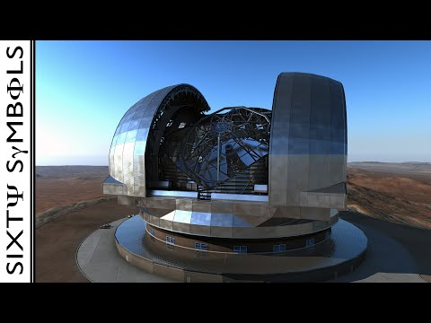 World's Biggest Telescope - Sixty Symbols