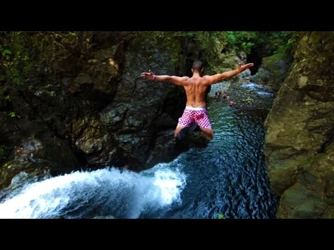 Three YouTube stars fall to their deaths at waterfall in Canada