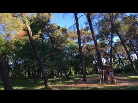 Park suma brdo gorica podgorica