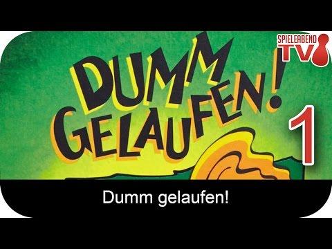 Let's Play • Dumm gelaufen! • Anleitung  Runde 1