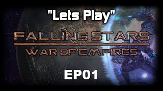 Lets Play | Falling Stars: War of Empires | EP01