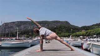 Виньяса Йога. Vinyasa Flow Yoga.