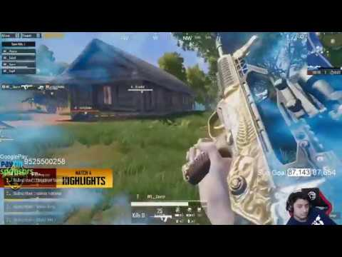 Match 4 Highlight  OPPO x PUBG MOBILE India Series -Finals
