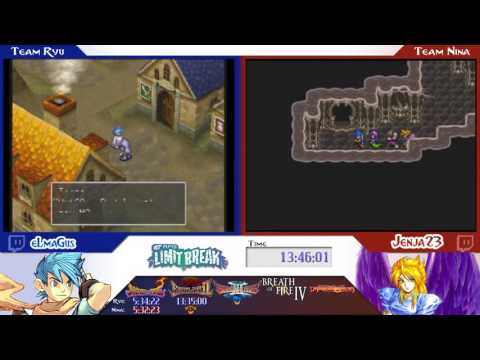 2016 BREATH Of FIRE Series Relay: Breath Of Fire III