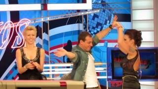 Sofia Clerici & todos al ritmo de DJ Dero en Animales Sueltos....