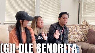 (G)I-DLE - Senorita (Reaction Video)
