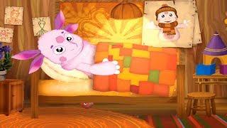 Лунтик спокойной ночи малыши. Сказка перед сном для детей
