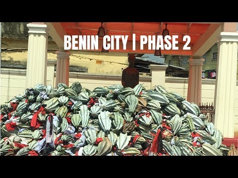 #Vlog 48 (NIGERIA) : BENIN CITY | WARRI