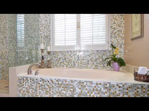 Small Mosaic Tiles for Bathroom Ideas