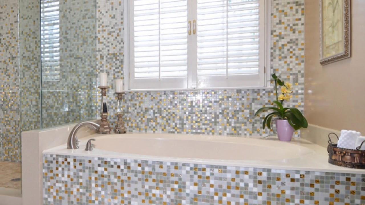Small Mosaic Tiles For Bathroom Ideas
