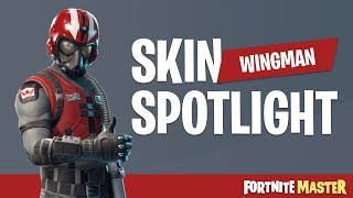Wingman Skin Spotlight (Fortnite Battle Royale)