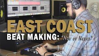"Making a Sample East Coast Hip Hop Beat [2017] ""Now or Never"" (prod. by TCustomz) Akai MPD32, MPK49 Mp3"