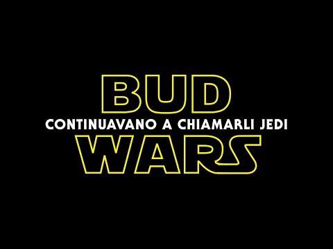 BUD WARS (Continuavano a chiamarli Jedi) - THE TREILERS