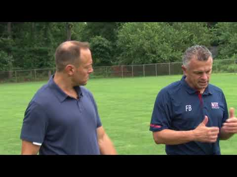 1-On-1 with head men's soccer coach Fernando Barboto