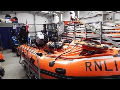 Happisburgh Norfolk RNLI Lifeboats
