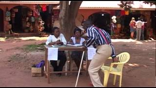 AID FOR THE BLIND (ZIZU AFRICAN COMEDY)